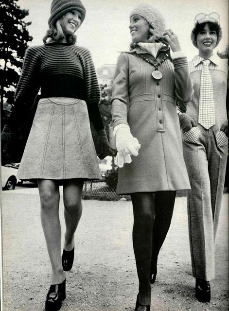 1972's Fashion