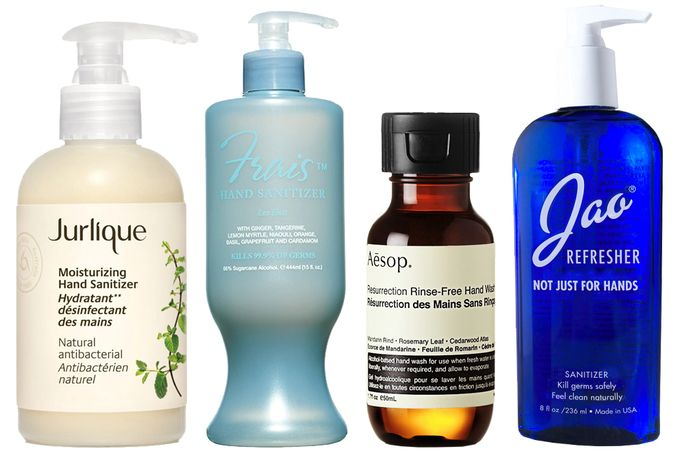 Fight Germs Safely With These Luxe All Natural Hand Sanitizers