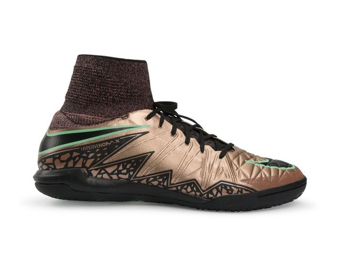 reputable site 4ca71 f8ca3 Nike Men's Hypervenom Proximo Indoor Soccer Shoes Metallic ...