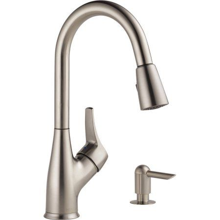 Home Improvement Kitchen Ideas Faucet Stainless Steel