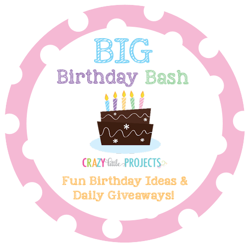 Louco Pequenos Projetos Big Birthday Bash