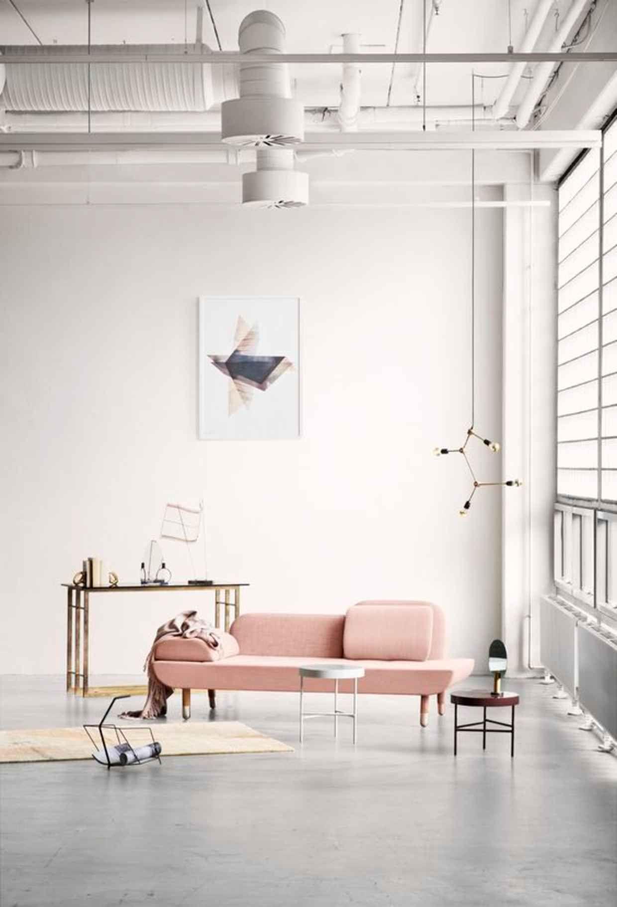 modern minimal interiors