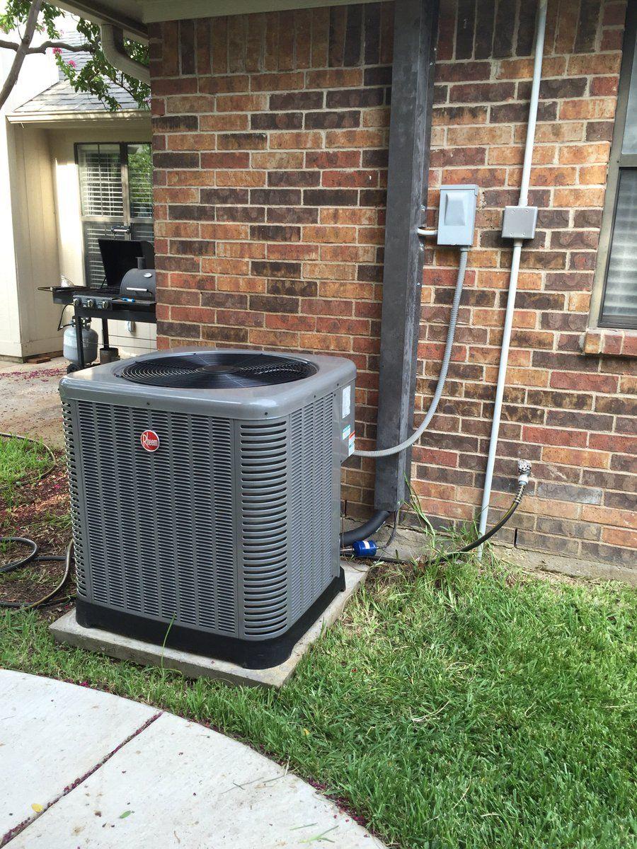 Air conditioning heating repair fort worth hvac repair