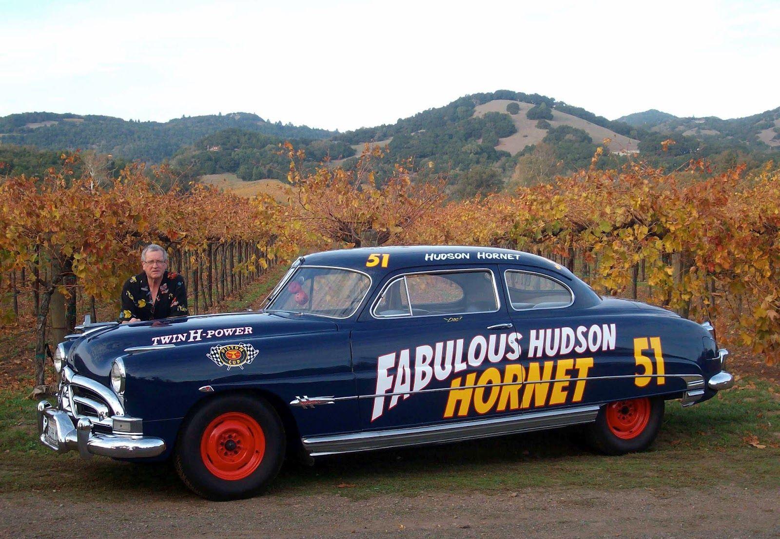 Real Hudson Hornet Cool Pix Pinterest Cars