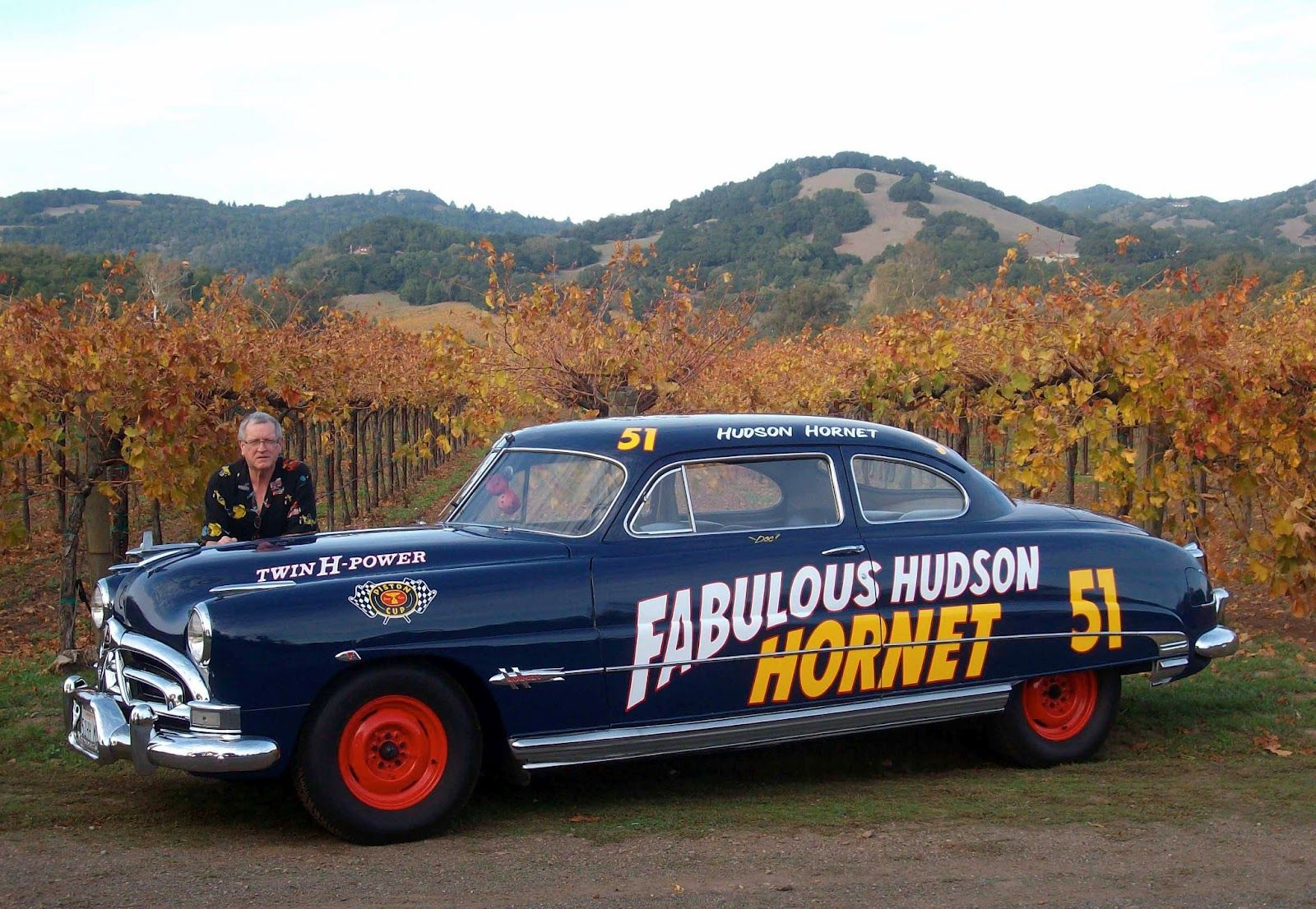 Real Hudson Hornet Cool Carros Carros Tunados Carros Incriveis