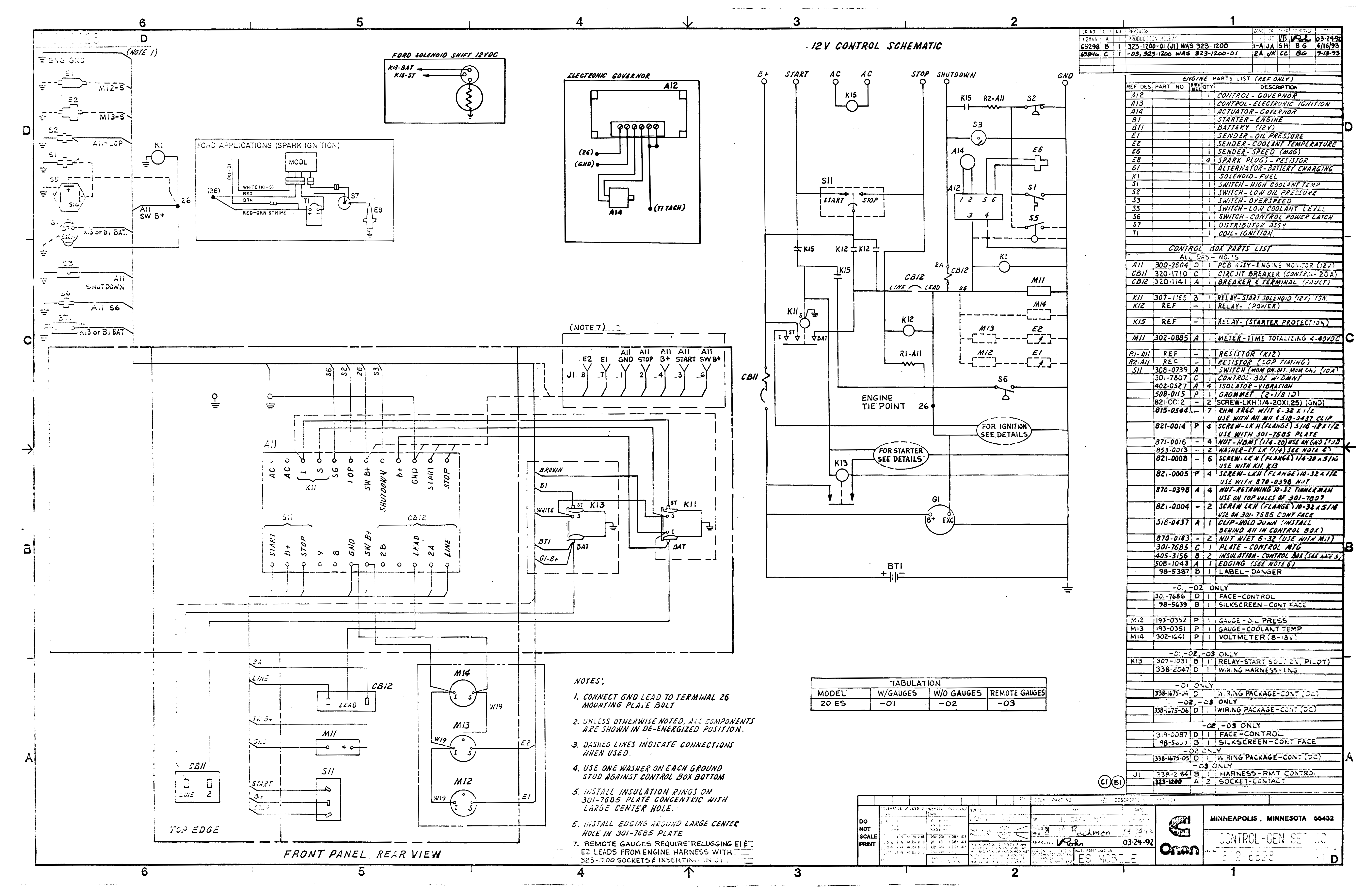Onan Stuff And Generator Wiring Diagram