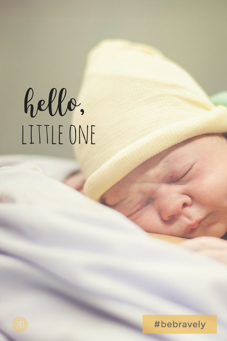 To Baby With Love Hello Baby!