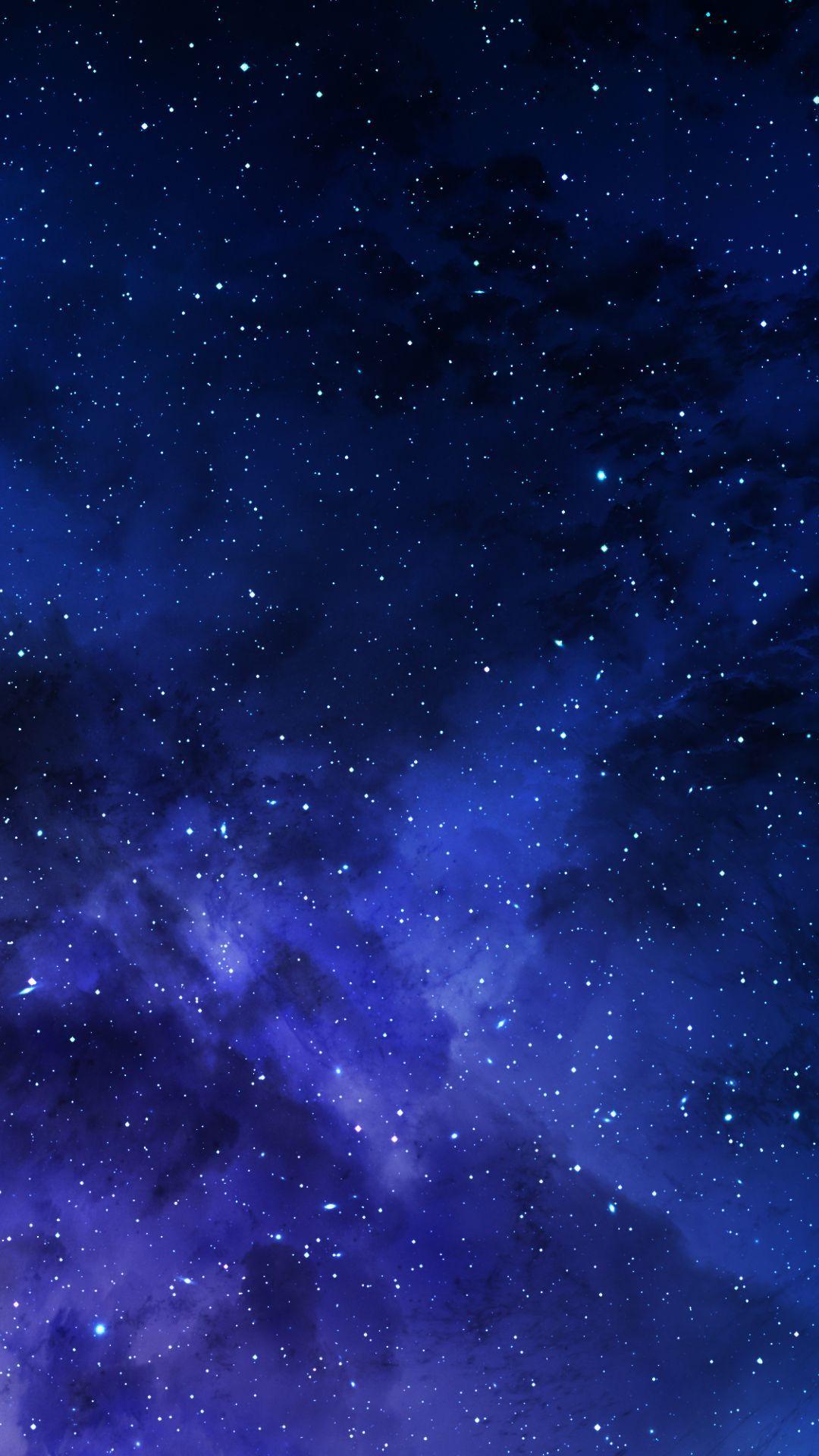 Sci Fi Space 1080x1920 Mobile Wallpaper Blue Galaxy Wallpaper Galaxy Wallpaper Iphone Galaxy Wallpaper