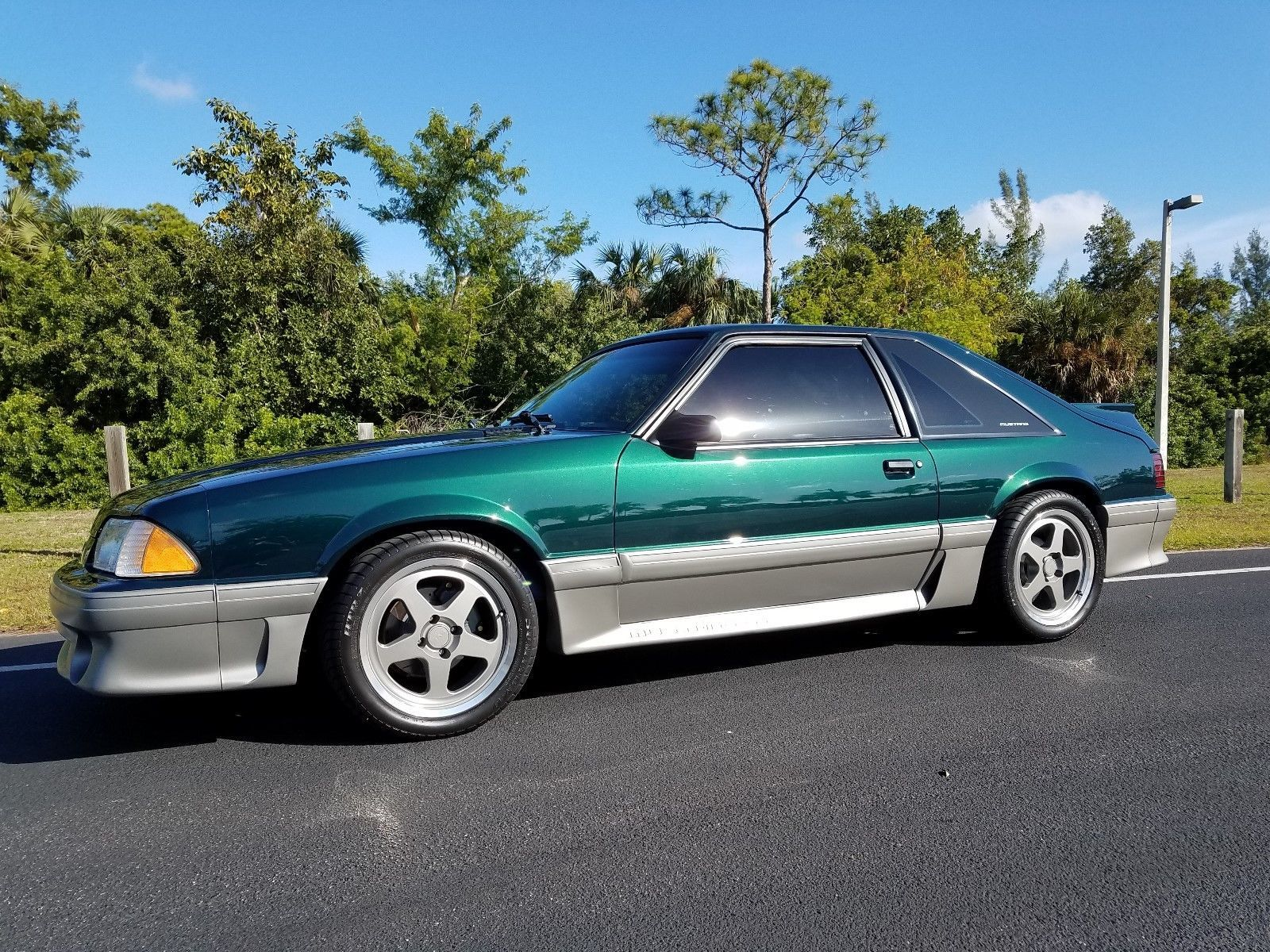 Ebay 1992 ford mustang gt 1992 mustang gt fox body only 51k miles