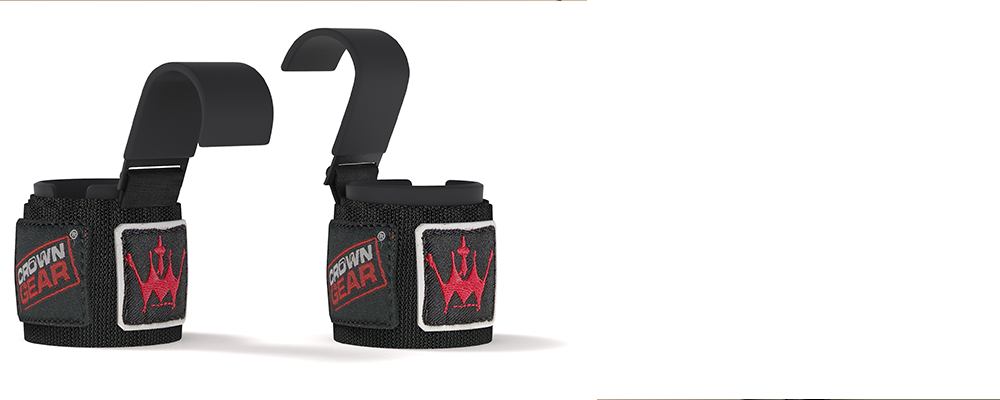 Ultimate #weightlifting hooks. Strong. Safe. Durable