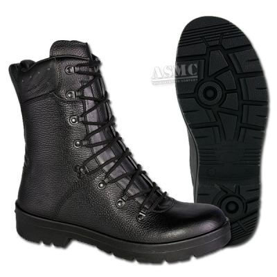 Military boots are durable