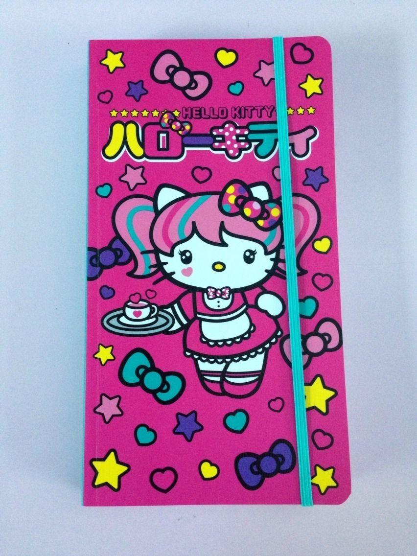 Hello Kitty Fashion Wonderland Journal Hello kitty