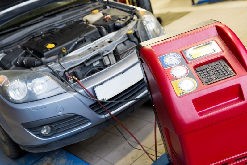 When You Should Recharge Your Car Air Conditioning Unit