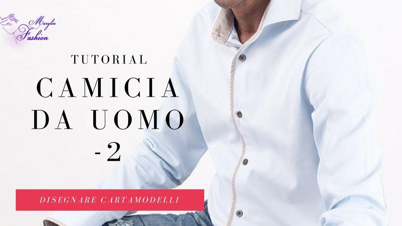release date lace up in wide varieties Come disegnare una camicia da uomo 2- colletto e ...