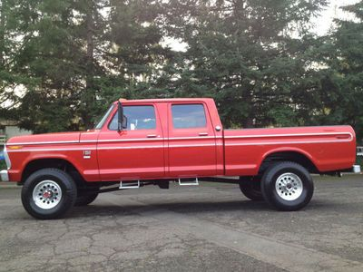1973 Ford F250 Highboy Crew Cab Ad 182043793 Posted 2013 11 17