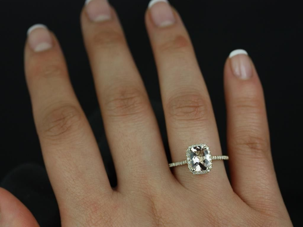 38++ Rectangle square wedding rings information