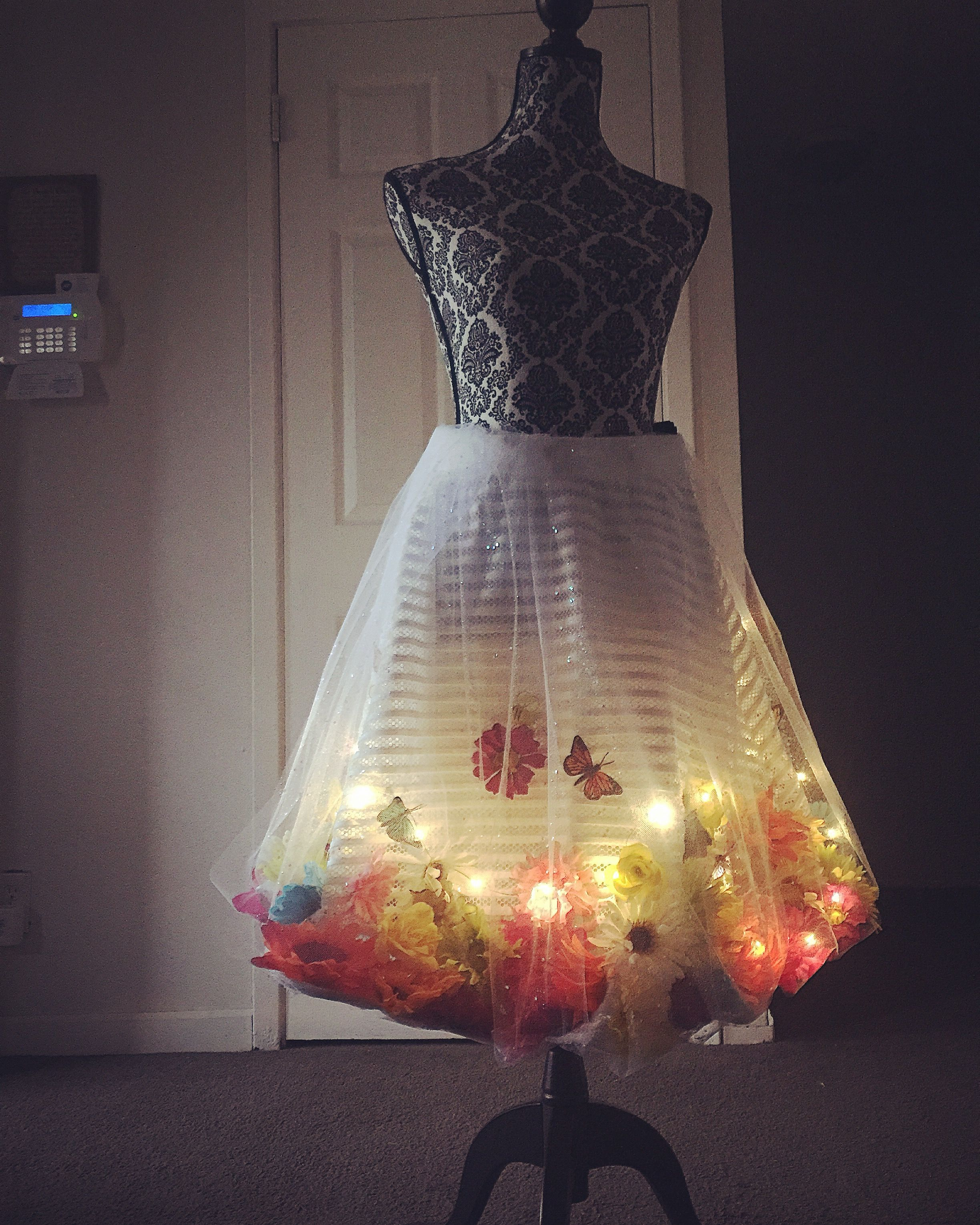 Fairytale summer skirt made by me 😊