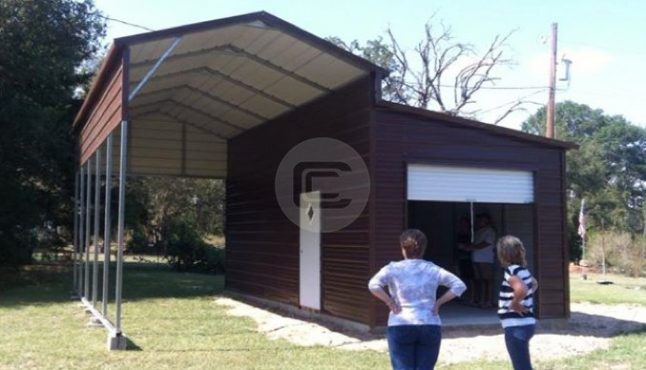 12x26 A Frame Rv Cover Prefab Boxed Eave Carport In 2020 Rv Cover Shed Plans Wooden Sheds
