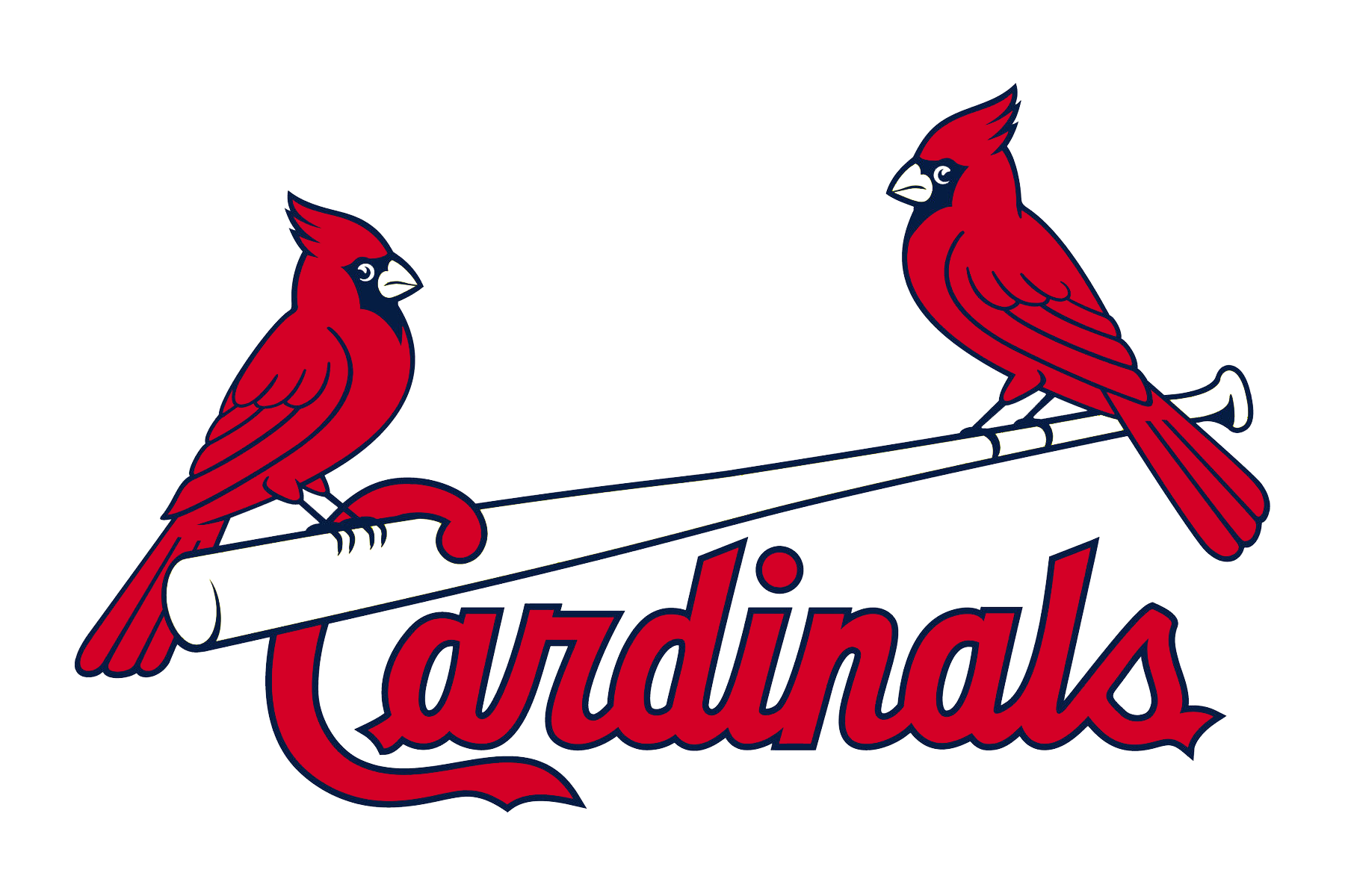 St Louis Cardinals Logo Png Transparent Svg Vector Freebie Supply Stl Cardinals Baseball St Cardinals Cardinals