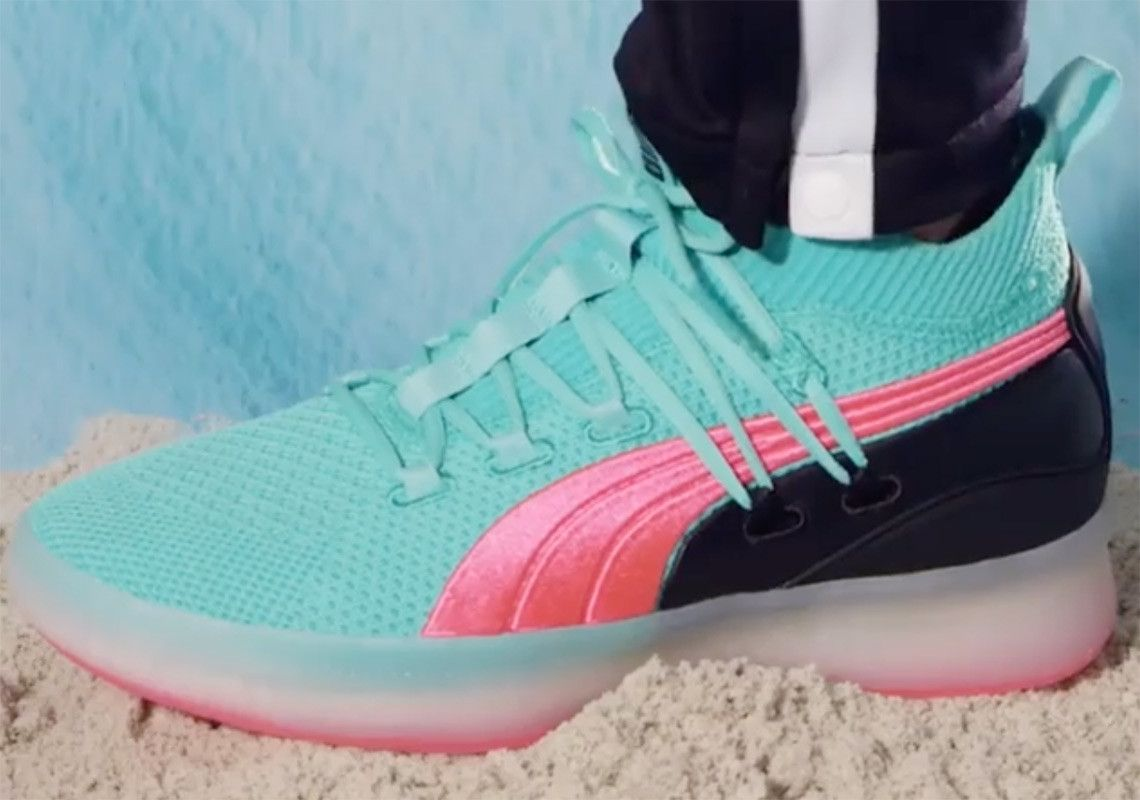 4877785bb029 Puma Clyde Court Disrupt Ocean Drive Release Date  thatdope  sneakers   luxury  dope  fashion  trending