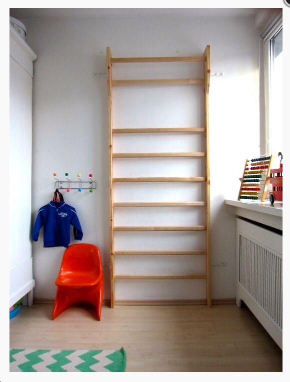 die besten 25 sprossenwand kinderzimmer ideen auf pinterest sprossenwand klettern. Black Bedroom Furniture Sets. Home Design Ideas