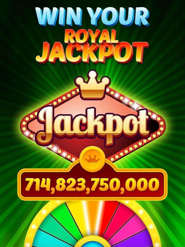 Play Royal Casino Free Slots 1 Las Vegas Slot Machines Game By Duksel Kasino Mesin Slot Aplikasi