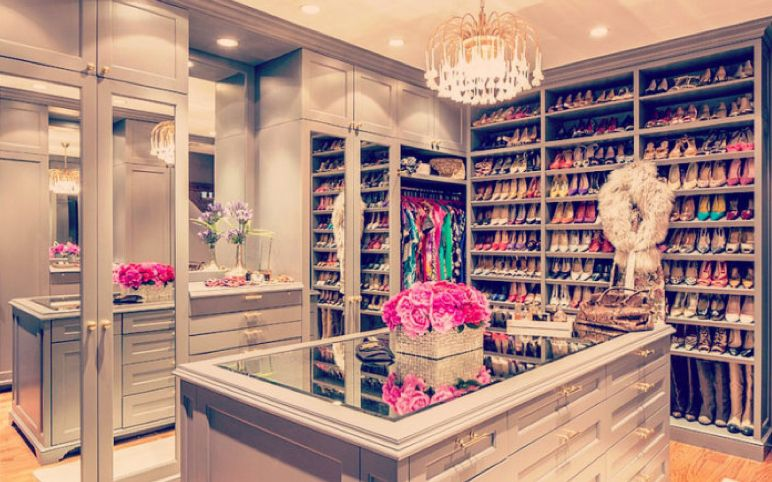 Designing Your Dream Closet Image2