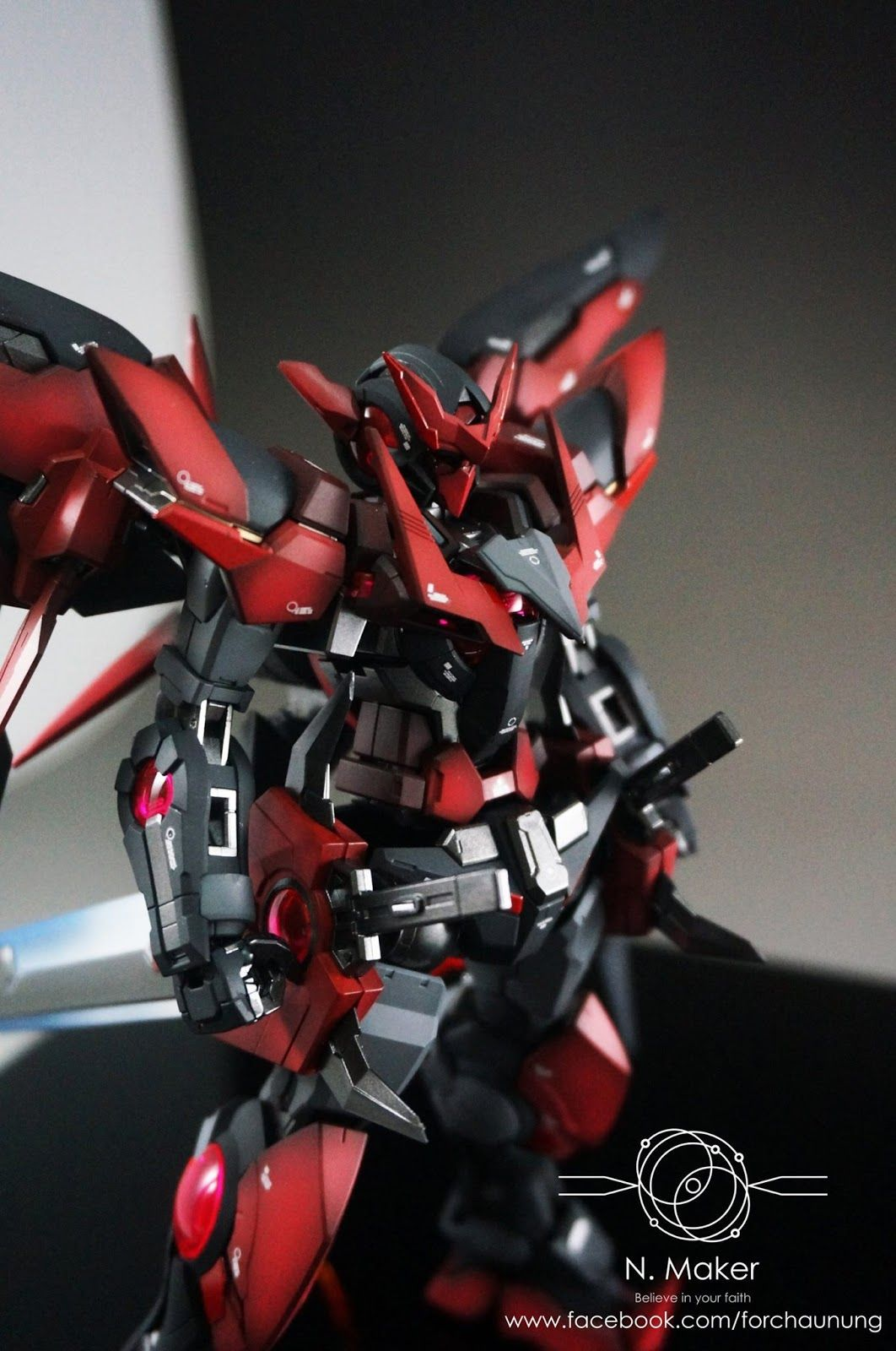 gundam exia dark matter custom - photo #35