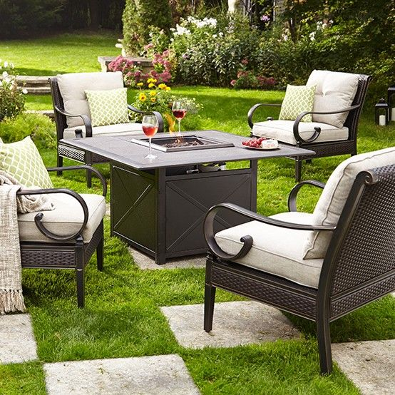 Carson Arthur S Advice Outdoor Living Space Outdoor Living Outdoor Furniture Sets