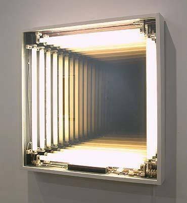 miroir fluo en 2019 installations artistiques et. Black Bedroom Furniture Sets. Home Design Ideas