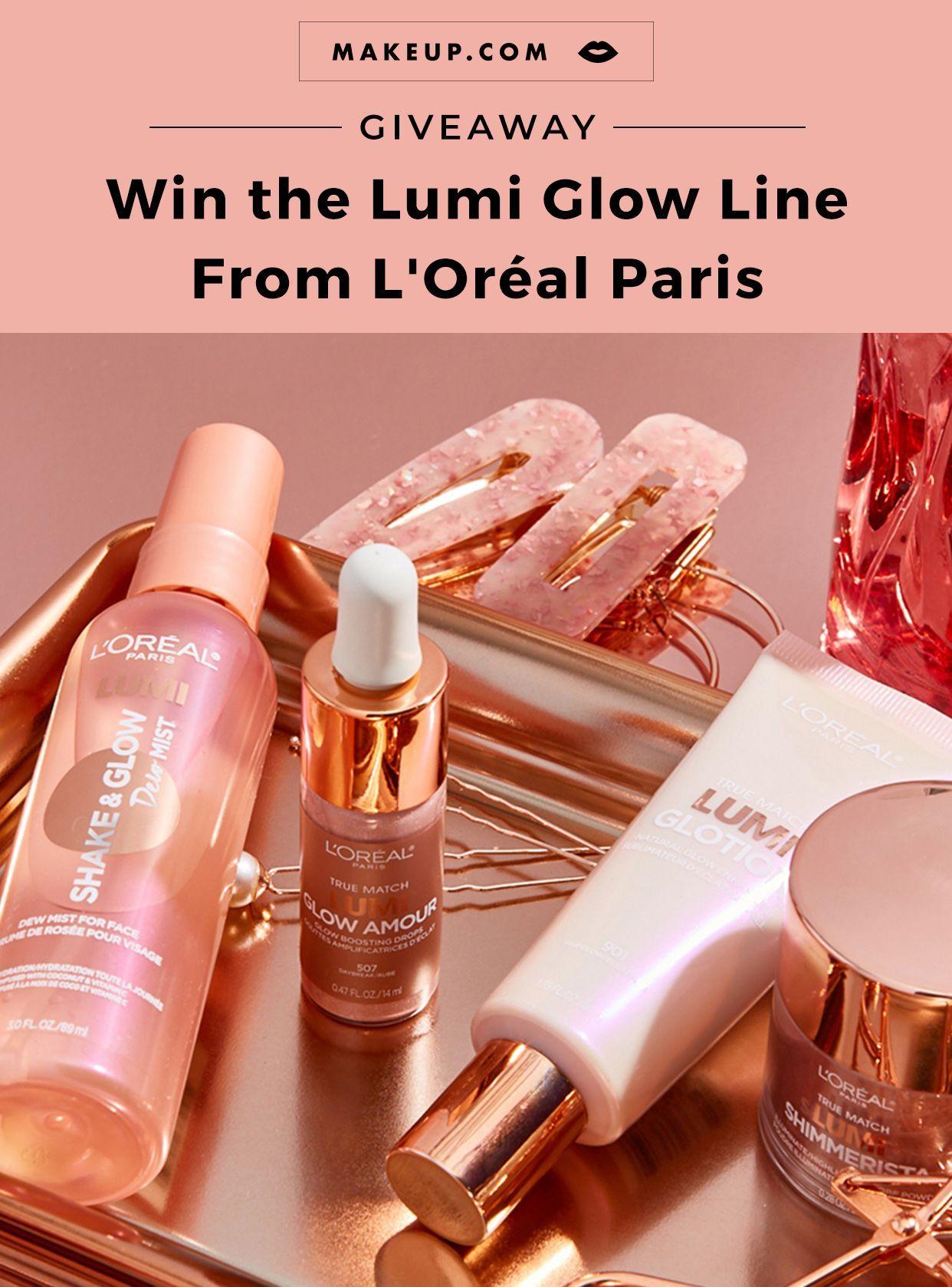 LOréal Paris Lumi Glow Giveaway 2019 Powered