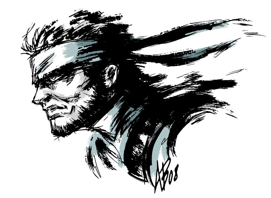 Solid Snake - El Post que se Merece - Taringa!
