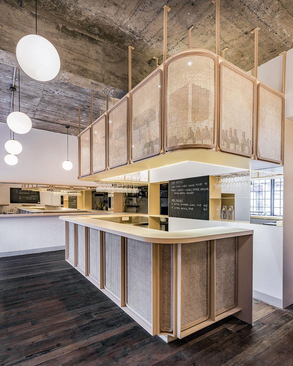 Decorating With Coat Racks And Vintage Clothing Bar Design Restaurant Cafe Bar Design Cafe Design
