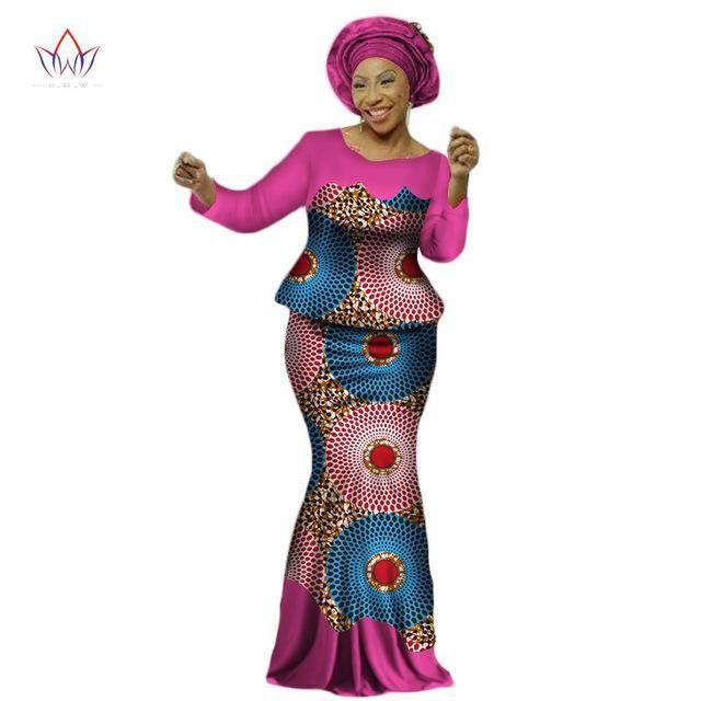 Here's Stylish Modern African Fashion