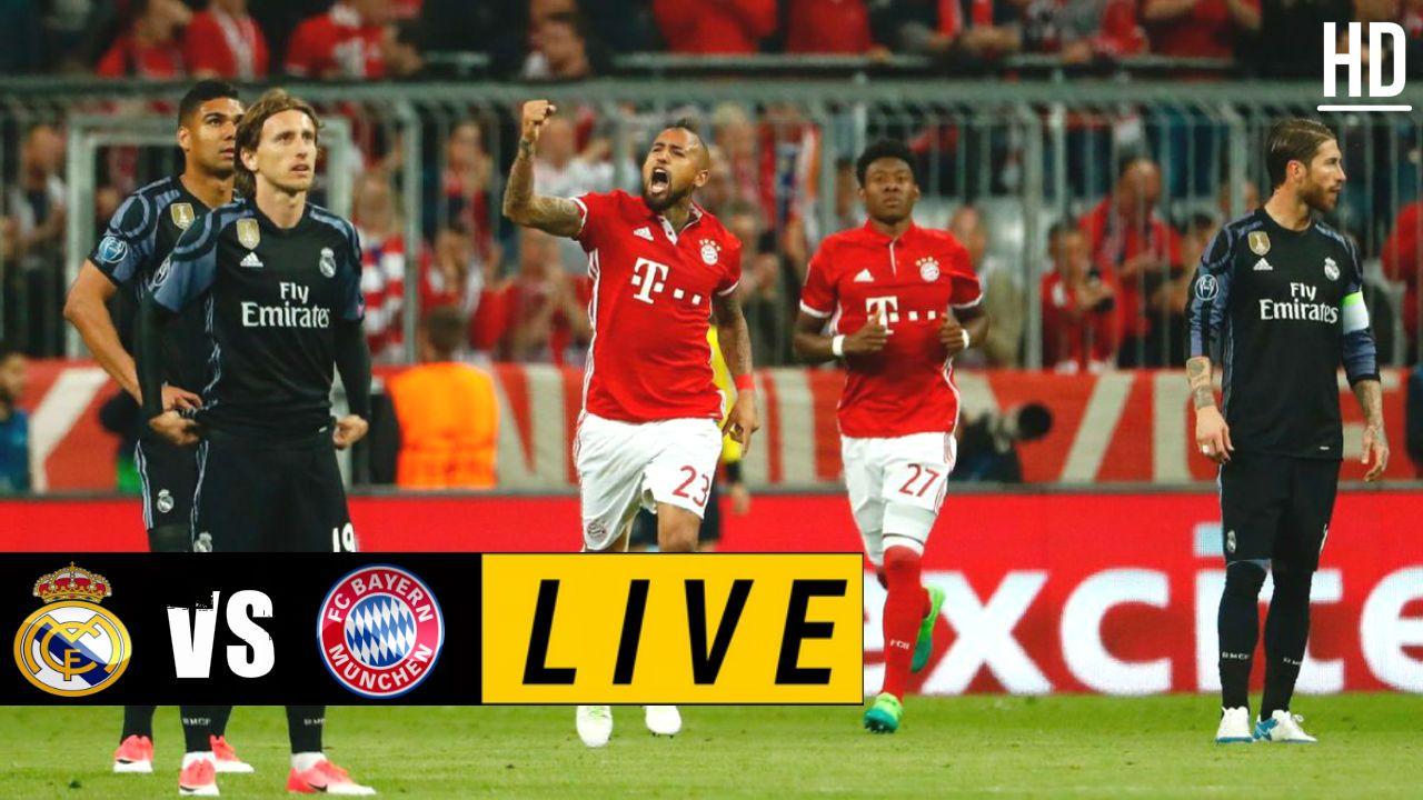 Bayern München Real Madrid Live Stream