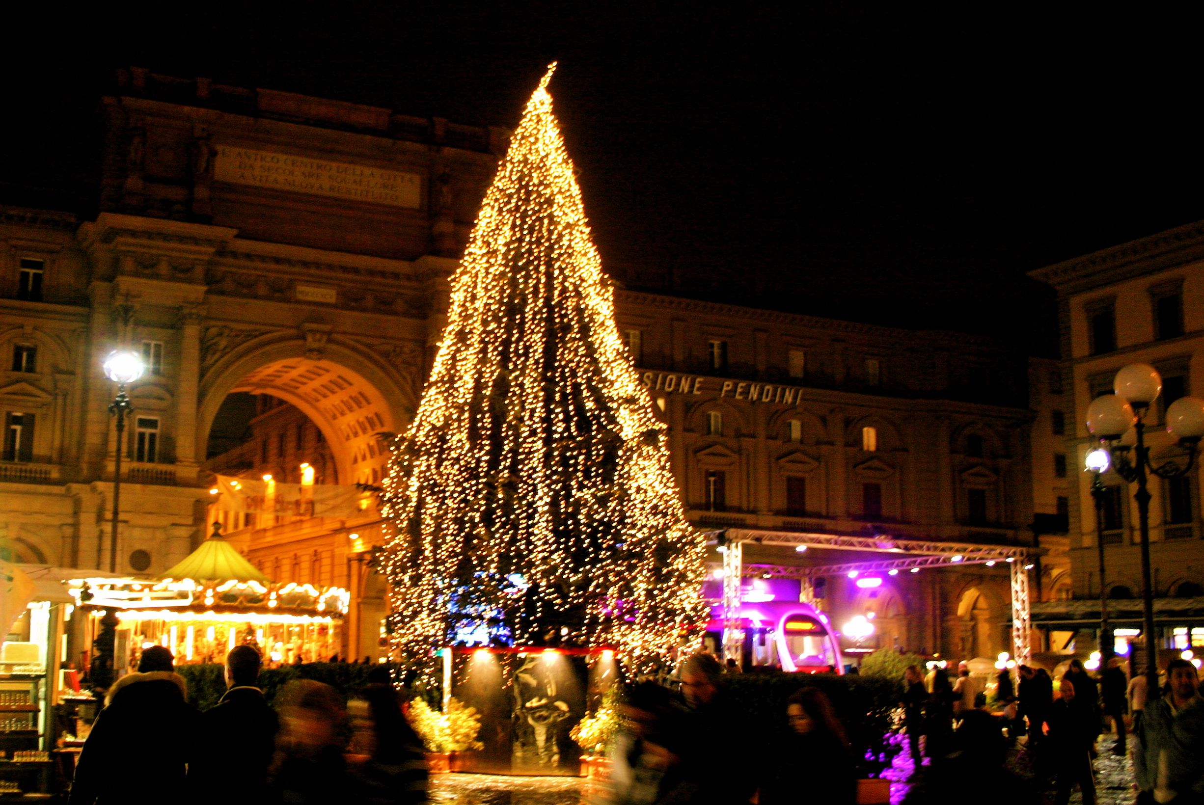 Christmas In Florence Italy.Fabulous Florence Kris Krinkle Christmas In Italy What