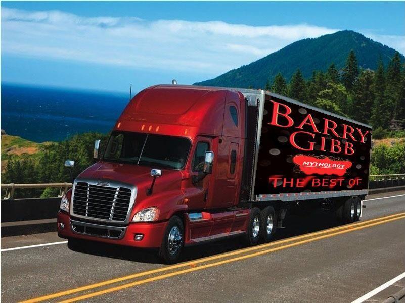 / Barry Truck Trucks, Truck driver jobs, Freightliner