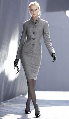 116161163 Power suit for a power meeting... #NeedThis Need one in white black and  pink and tan lol