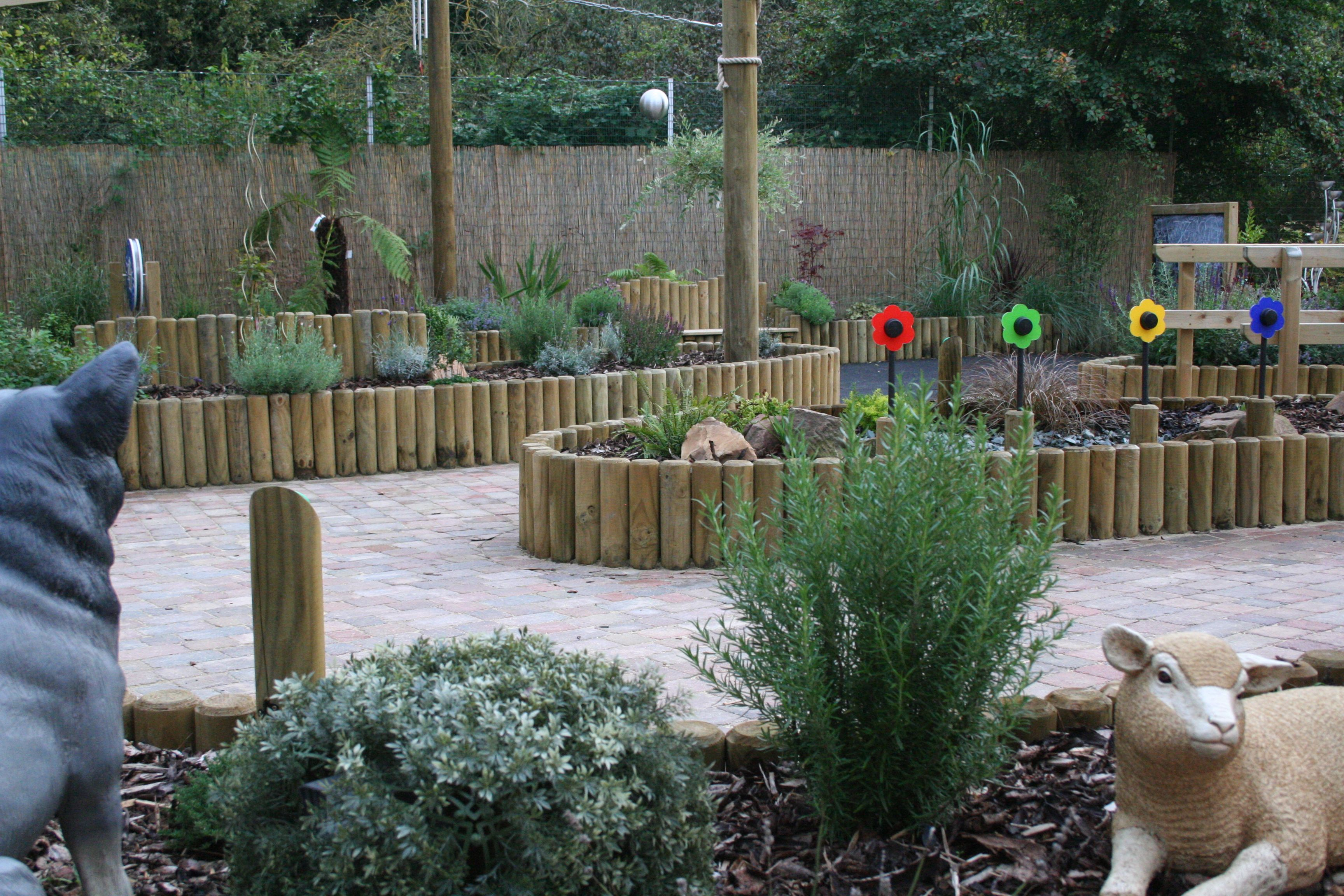 Willowdene School | Sensory garden, Garden design, Schools ...