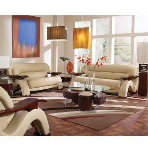 Best Wave Collection Leather Furniture Sets Living Rooms 400 x 300