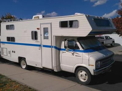 1977 Dodge Tioga Motorhome 52 040 Miles Ksl Com Recreational