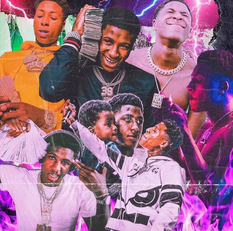 Nba Youngboy Lockscreen Iphone Nba Youngboy In 2020 Iphone Wallpaper For Guys Tupac Wallpaper Rapper Wallpaper Iphone