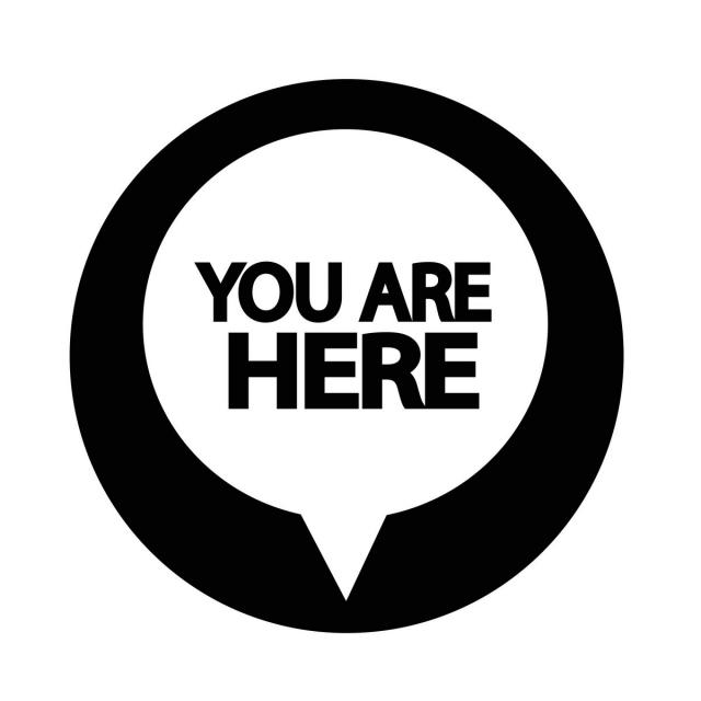 You Are Here Icon Here You Sign Png And Vector With Transparent Background For Free Download Free Vector Illustration Graphic Design Background Templates Font Illustration