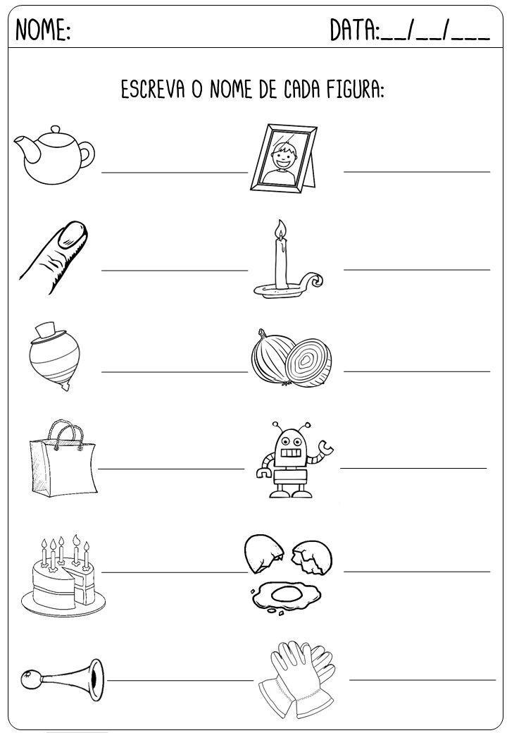 50 Atividades Com A Letra J Para Imprimir Com Imagens