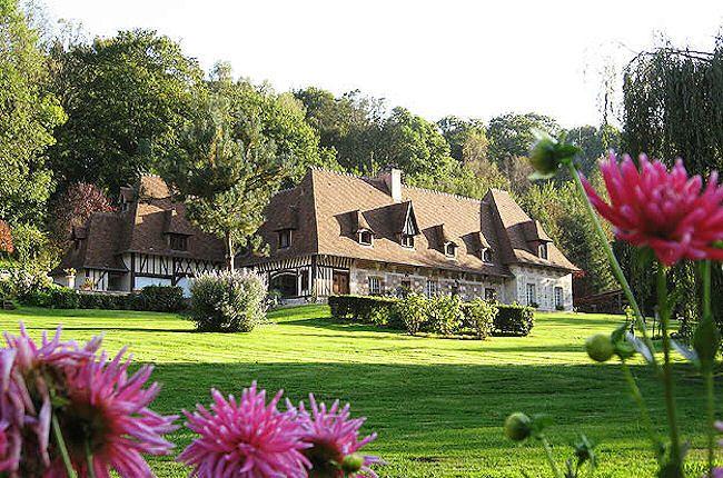 Le Prieuré des fontaines, maison d\u0027hôtes près de Pont Audemer (Eure - Chambre D Hotes Normandie Bord De Mer