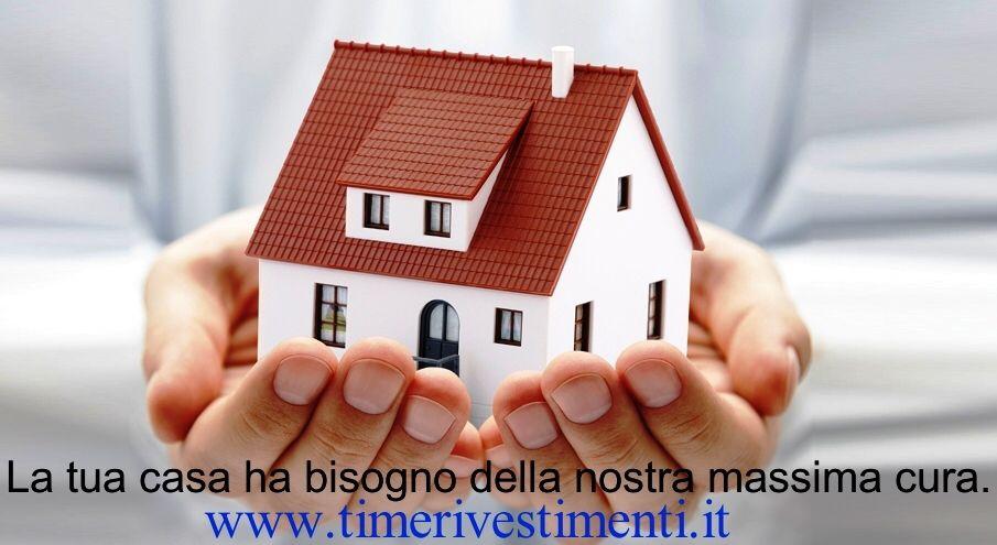 """""""La tua casa ha bisogno della nostra massima cura"""". A Pescara presso Time Rivestimenti. www.timerivestimenti.it"""