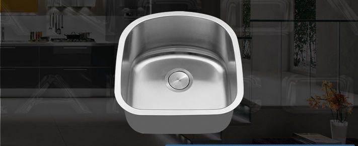 LI-200-LM Britania kitchen sink - C-TECH-I Linea Imperiale Luxury ...