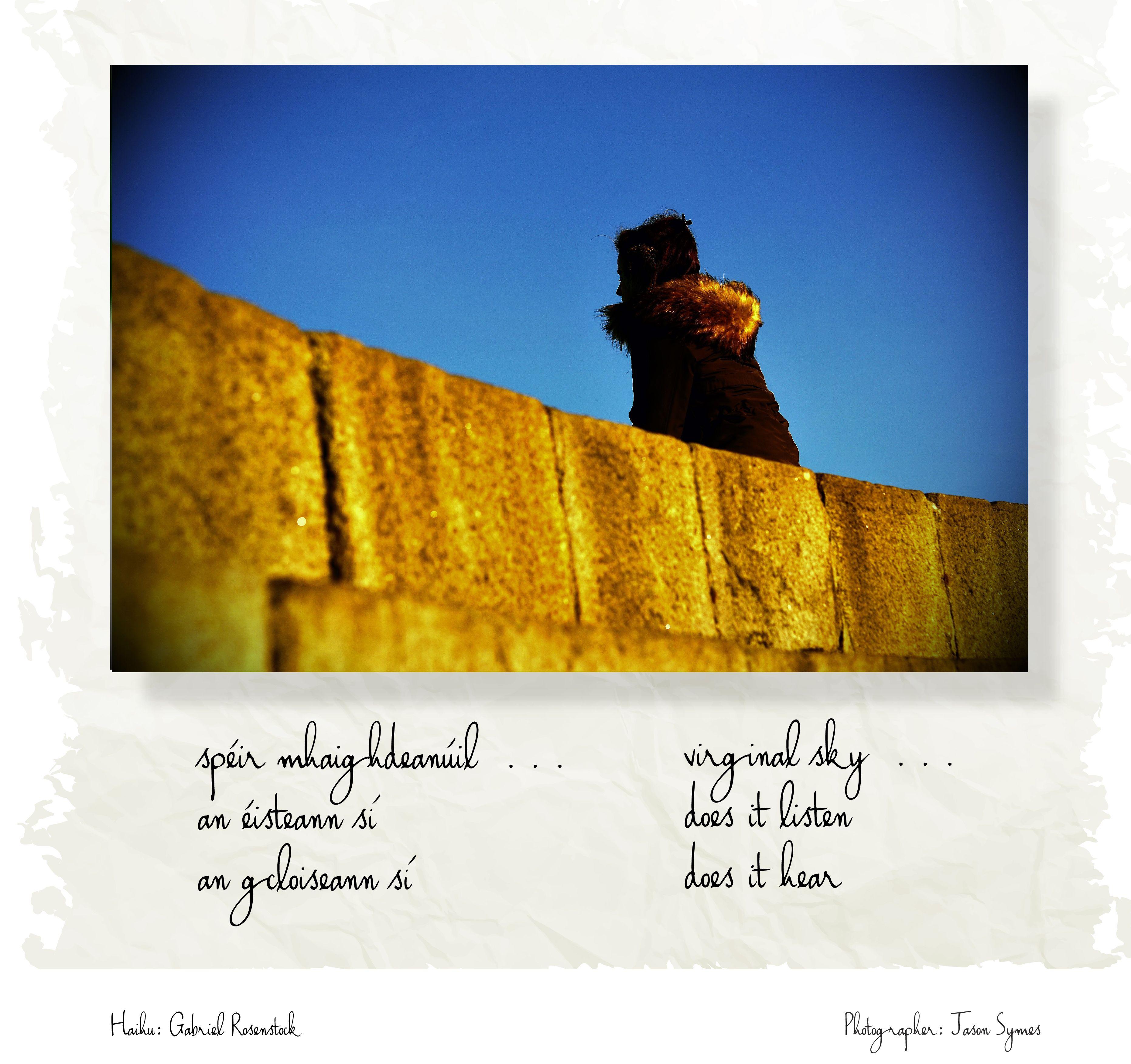 Pin by Haikusan on Haiku / Photography Irish language