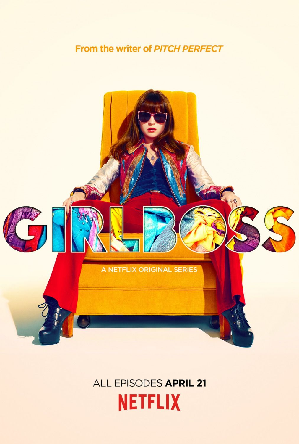 Girlboss Netflix Series Trailers Featurette Images And Poster