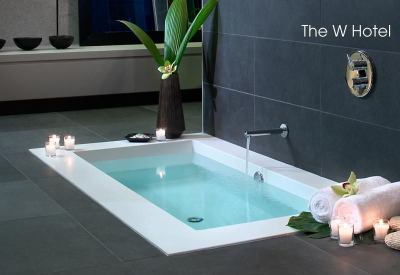 Wetstyle | Bathtubs, Composite material and Natural stones